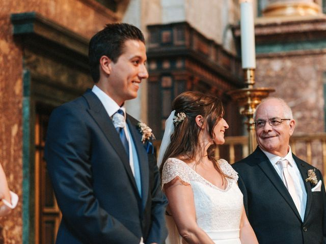 La boda de Priscila y Mario en Guadarrama, Madrid 86