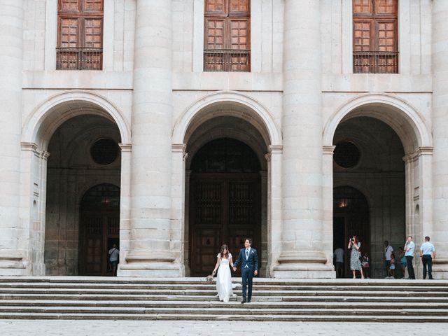La boda de Priscila y Mario en Guadarrama, Madrid 91