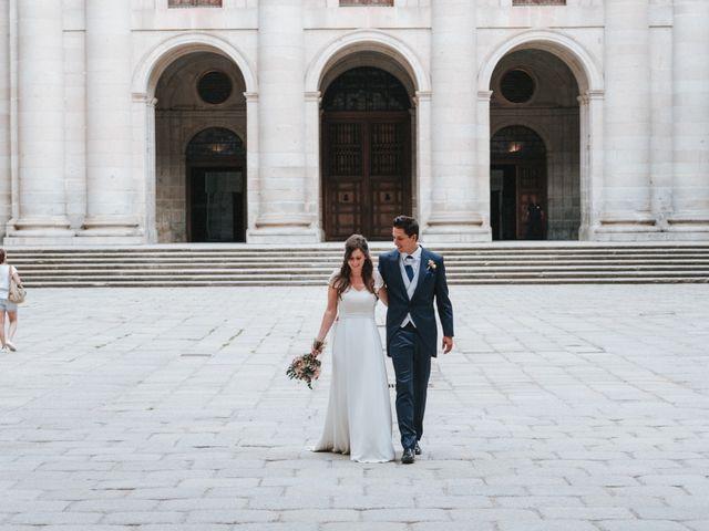 La boda de Priscila y Mario en Guadarrama, Madrid 93