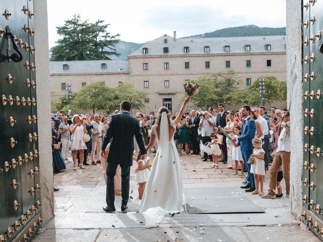 La boda de Priscila y Mario en Guadarrama, Madrid 94