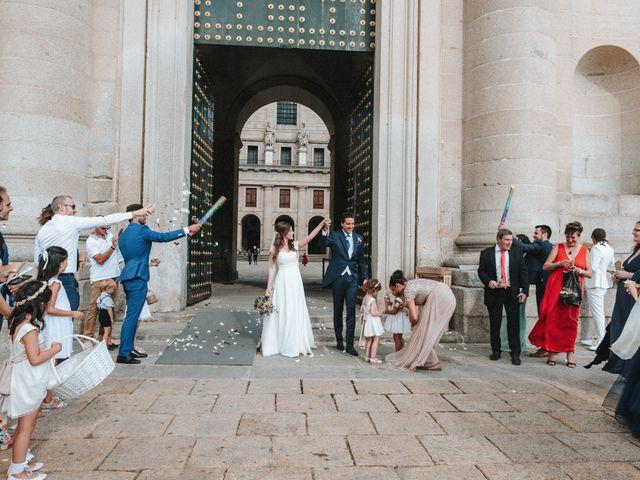 La boda de Priscila y Mario en Guadarrama, Madrid 95
