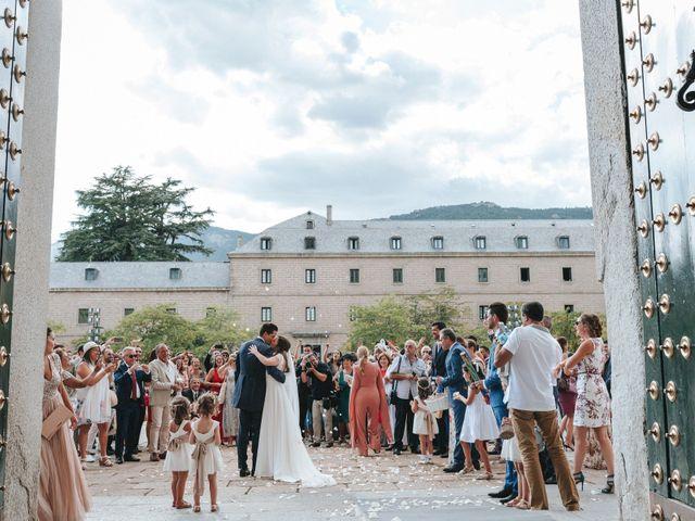 La boda de Priscila y Mario en Guadarrama, Madrid 96