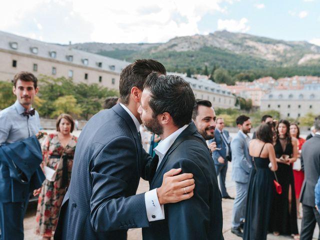 La boda de Priscila y Mario en Guadarrama, Madrid 101