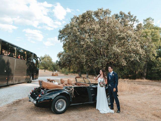 La boda de Priscila y Mario en Guadarrama, Madrid 112