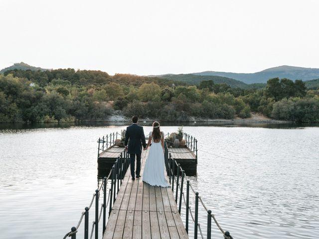 La boda de Priscila y Mario en Guadarrama, Madrid 130