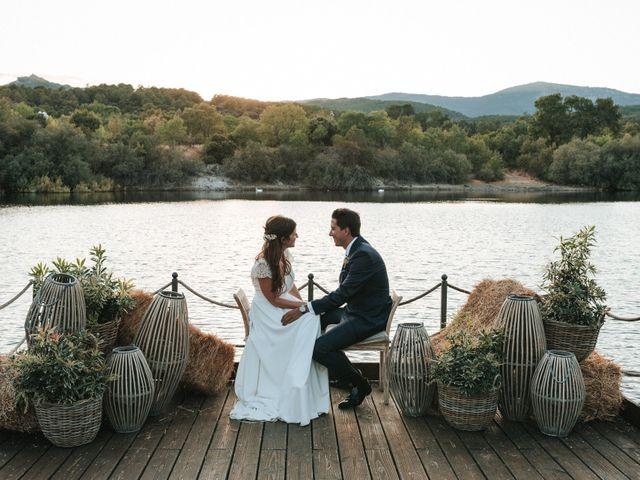 La boda de Priscila y Mario en Guadarrama, Madrid 133