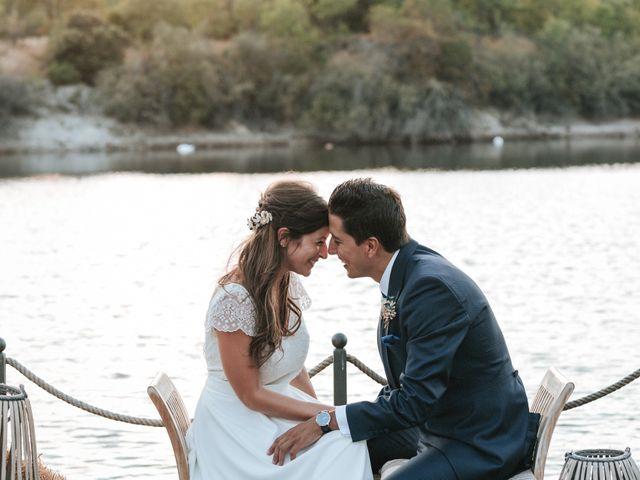La boda de Priscila y Mario en Guadarrama, Madrid 1
