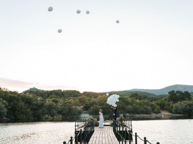 La boda de Priscila y Mario en Guadarrama, Madrid 143