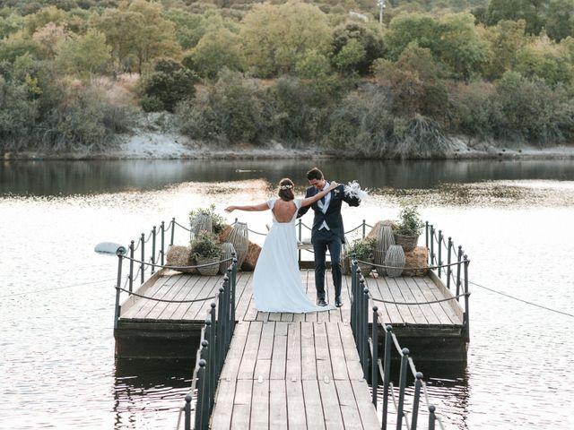 La boda de Priscila y Mario en Guadarrama, Madrid 144