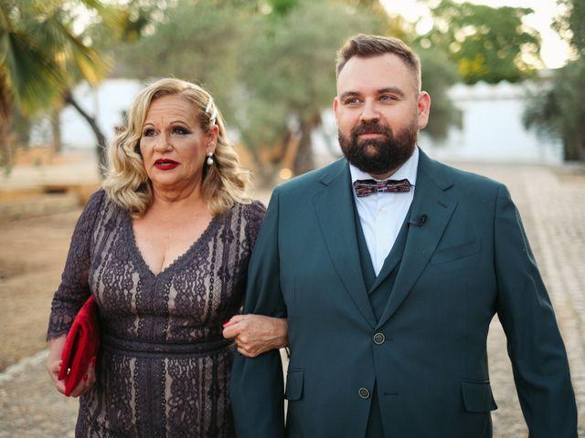 La boda de Ismael y Luchi en Alcala De Guadaira, Sevilla 12