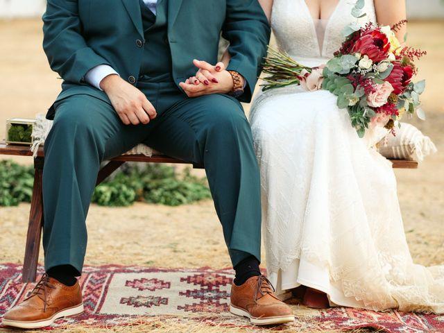 La boda de Ismael y Luchi en Alcala De Guadaira, Sevilla 14