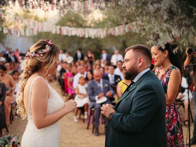 La boda de Ismael y Luchi en Alcala De Guadaira, Sevilla 16