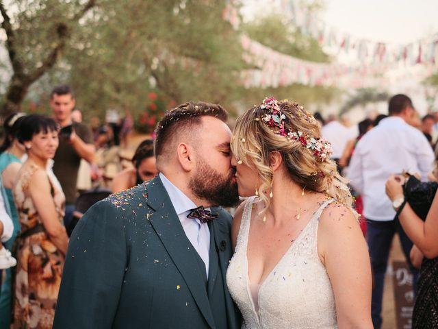 La boda de Ismael y Luchi en Alcala De Guadaira, Sevilla 18