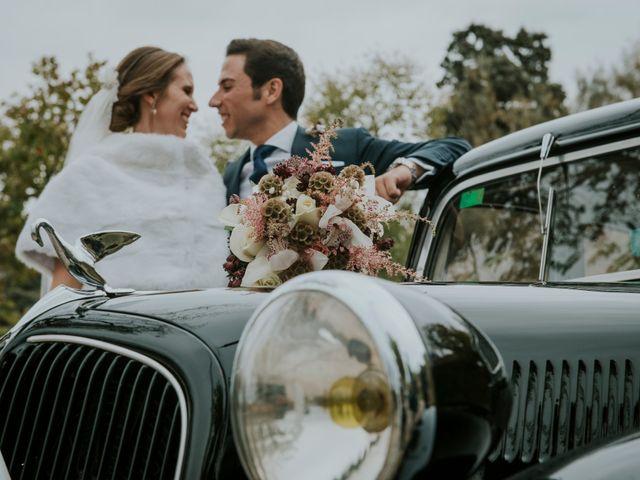 La boda de Luis y Patricia