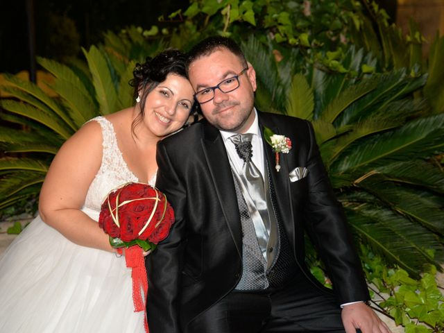 La boda de Javi y MªCarmen