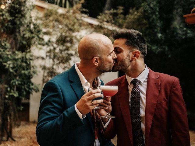 La boda de Pedro y Enrique  en Molina De Segura, Murcia 6