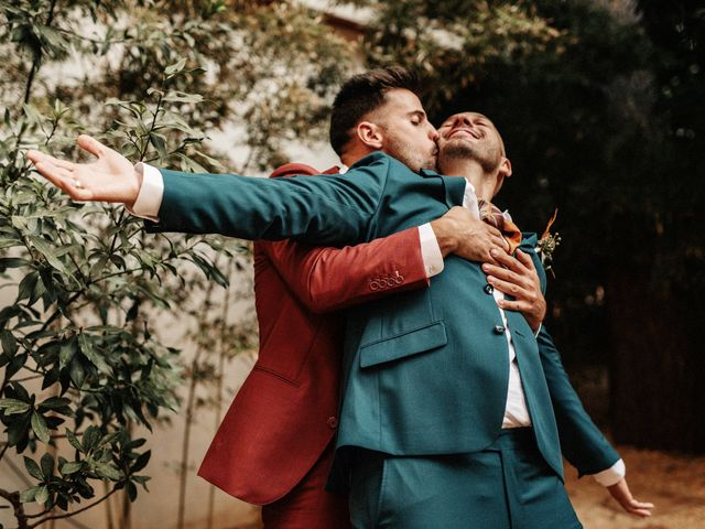 La boda de Pedro y Enrique  en Molina De Segura, Murcia 12