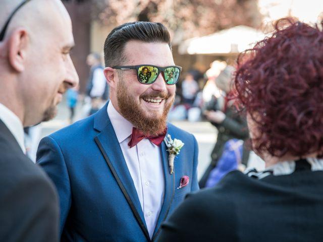 La boda de Jorge y Jessica en Cabrils, Barcelona 2