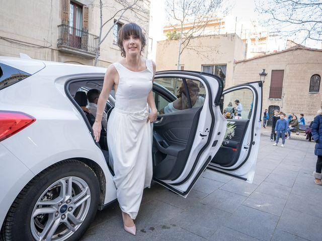 La boda de Jorge y Jessica en Cabrils, Barcelona 6
