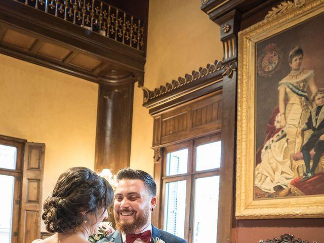 La boda de Jorge y Jessica en Cabrils, Barcelona 8