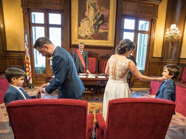 La boda de Jorge y Jessica en Cabrils, Barcelona 12