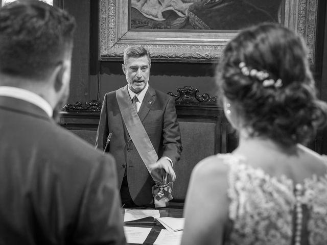 La boda de Jorge y Jessica en Cabrils, Barcelona 15