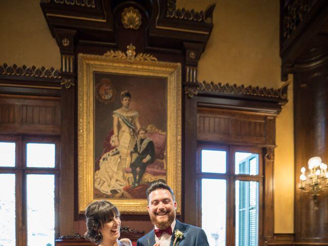 La boda de Jorge y Jessica en Cabrils, Barcelona 16
