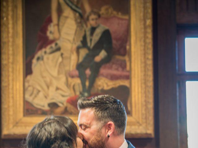 La boda de Jorge y Jessica en Cabrils, Barcelona 17