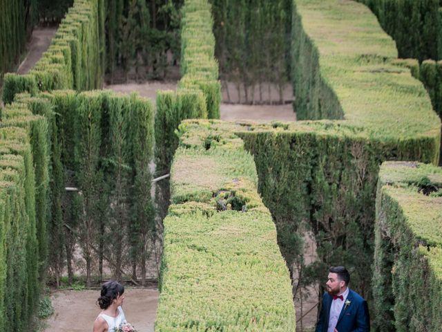 La boda de Jorge y Jessica en Cabrils, Barcelona 19