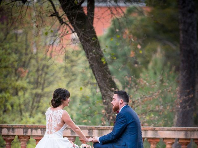 La boda de Jorge y Jessica en Cabrils, Barcelona 21