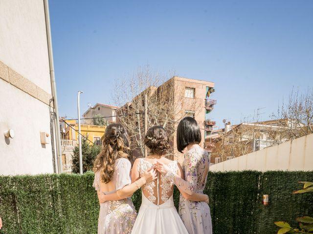 La boda de Jorge y Jessica en Cabrils, Barcelona 44