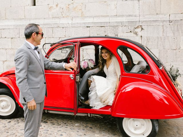 La boda de Ricard y Andrea en El Pala De Torroella, Barcelona 19