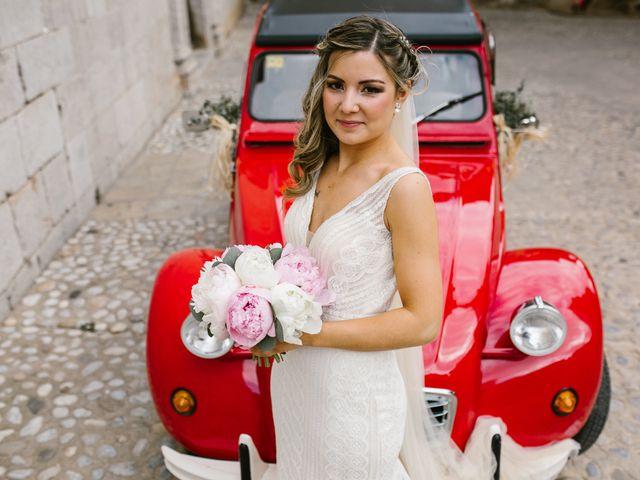 La boda de Ricard y Andrea en El Pala De Torroella, Barcelona 20