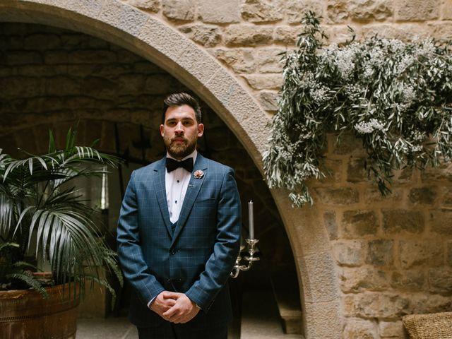 La boda de Ricard y Andrea en El Pala De Torroella, Barcelona 22