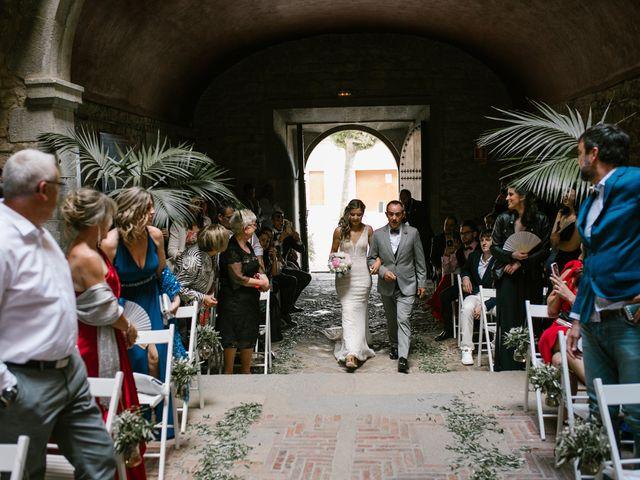La boda de Ricard y Andrea en El Pala De Torroella, Barcelona 23