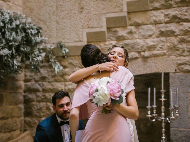 La boda de Ricard y Andrea en El Pala De Torroella, Barcelona 26