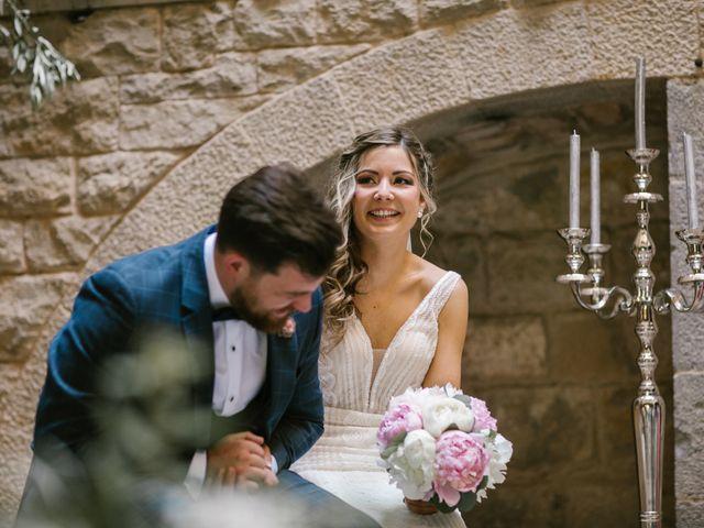 La boda de Ricard y Andrea en El Pala De Torroella, Barcelona 27