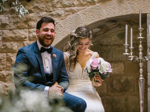 La boda de Ricard y Andrea en El Pala De Torroella, Barcelona 28