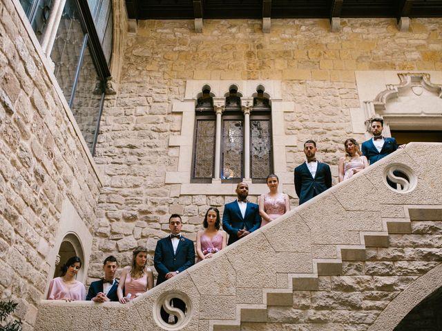 La boda de Ricard y Andrea en El Pala De Torroella, Barcelona 30