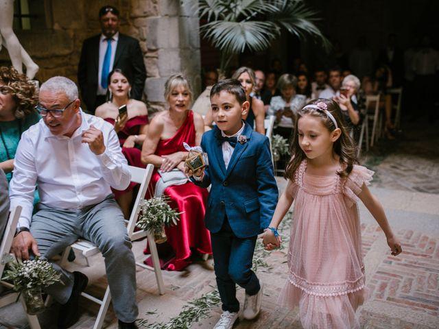 La boda de Ricard y Andrea en El Pala De Torroella, Barcelona 31