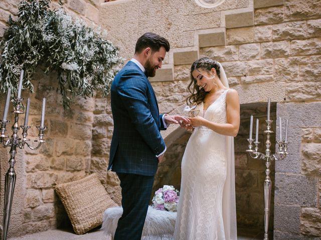 La boda de Ricard y Andrea en El Pala De Torroella, Barcelona 32