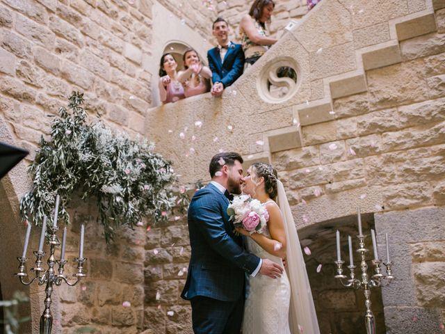 La boda de Ricard y Andrea en El Pala De Torroella, Barcelona 33