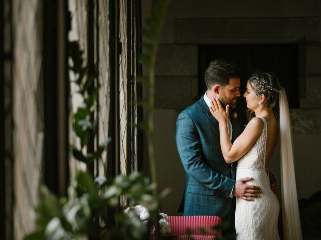 La boda de Andrea y Ricard