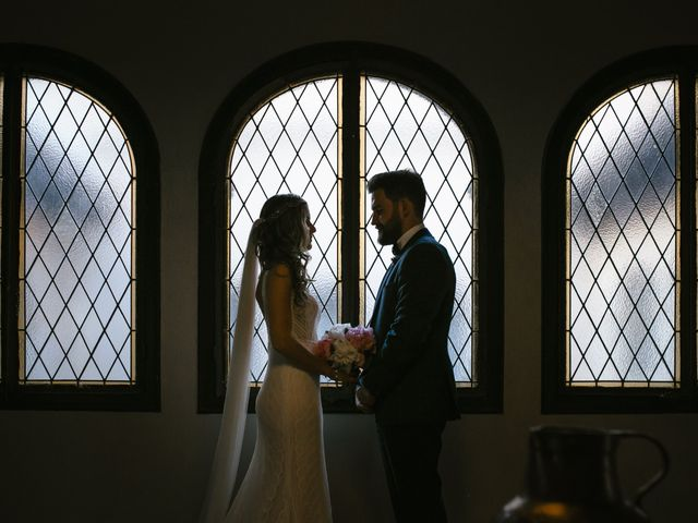 La boda de Ricard y Andrea en El Pala De Torroella, Barcelona 35