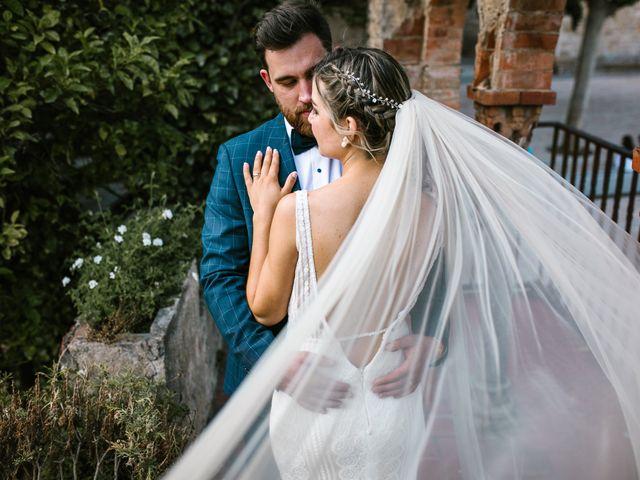 La boda de Ricard y Andrea en El Pala De Torroella, Barcelona 36