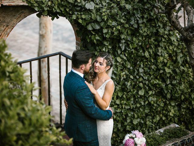 La boda de Ricard y Andrea en El Pala De Torroella, Barcelona 37
