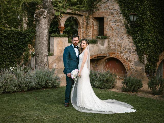 La boda de Ricard y Andrea en El Pala De Torroella, Barcelona 38