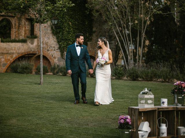 La boda de Ricard y Andrea en El Pala De Torroella, Barcelona 39
