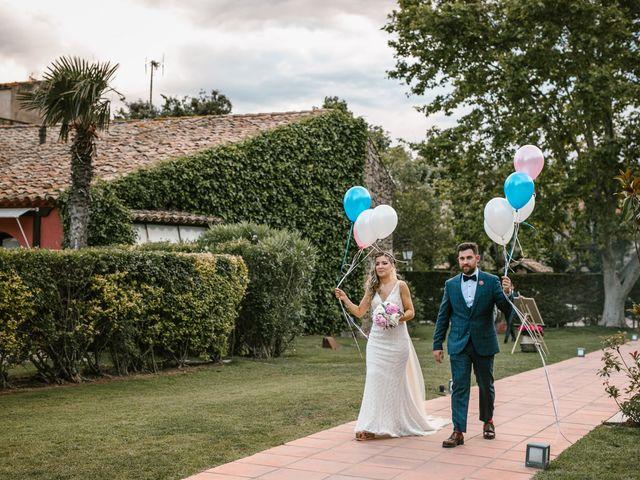La boda de Ricard y Andrea en El Pala De Torroella, Barcelona 40