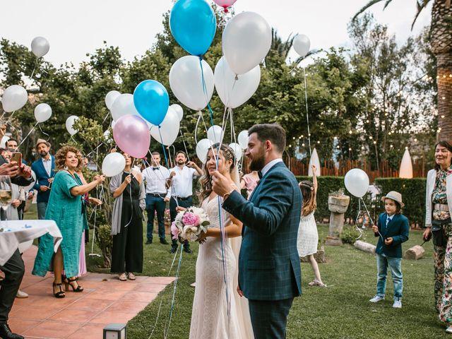 La boda de Ricard y Andrea en El Pala De Torroella, Barcelona 41
